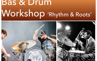 Bas & Drum Workshop // Rythm & Roots